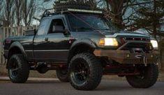 Ideas For Small Truck Nissan Ford Ranger Modified, 2003 Ford Ranger, Ranger 4x4, Ford Ranger Truck, Jeep Truck, Ford Trucks, Pickup Trucks, Ford Ranger Mods, Diesel Trucks