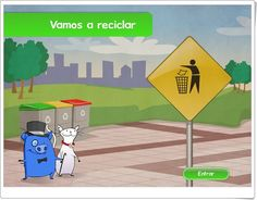 """""""Vamos a reciclar"""" Wind Turbine, Family Guy, Editorial, Fictional Characters, Science Area, Teaching Resources, Projects, Social Science, Fantasy Characters"""
