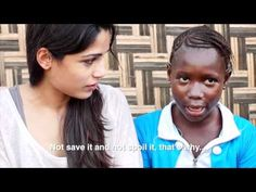 Our New 'Because I am a Girl' Ambassador, Freida Pinto, visits with children in Sierra Leone. Take a look at the video!