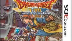 Suggestive themes and more detailed for Dragon Quest VIII: Journey of the Cursed King on 3DS