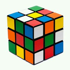 Rubic cube loved this thing