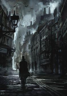 ninjaticsart:  20mins (+ few seconds colour balancing) SSF - topic - dark british street video:https://www.youtube.com/watch?v=AyG6djsy-eg&...