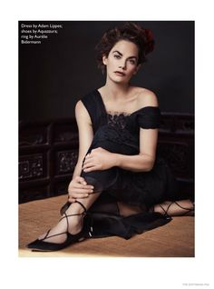 ruth-wilson-the-edit-january-2015 #Bridesmaids Inspiration