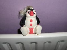 Vintage #tonka keypers #keepers kazoo baby penguin toy #figure 1980's,  View more on the LINK: http://www.zeppy.io/product/gb/2/301824972970/