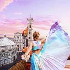Follow me to the heart of Florence
