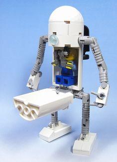 Lego mech. Moko.