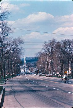 Main Street in Keene New Hampshire by Keene and Cheshire County (NH) Historical Photos, via Flickr
