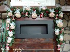 mój dom blog, dekoracje świąteczne, pomysł na kalendarz adwentowy DIY, mój dom moja pasja, plastikowe bombki, robimy ozdoby świąteczne #adventcalendar #christmasdecorations #diyadventcalendar #diy #christmas