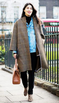 What Street Chic Women Wear to Men's Fashion Week Street Look, Street Chic, Street Style 2016, Street Style Looks, Street Wear, How To Wear Culottes, Caroline Issa, Outfits Mujer, Fashion Mode