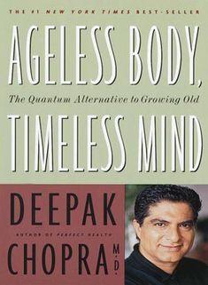 Deep am Chopra is an inspirational author