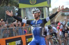 Za kolesarji, ki se preskušajo na dirki Tirreno – Adriatico, je že tretja etapa.