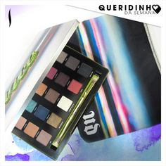 I Love Beauty - Queridinho da Semana: Vice3 Urban Decay