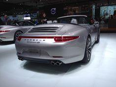 #Porsche 911 Carrera S #NAIAS