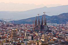 Barcelona, La Sagrada Familia. www.spiegel-online.de