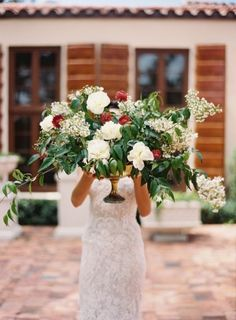 To be totally honest, I've drooled over this Mediterranean inspiration shoot way longer than I even care to admit. But can you blame me? We're talking the most steal worthy swoonage from top-tier wedd...