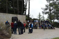 Marking Holocaust Remembrance Day at Yad Vashem, 16/04/2015