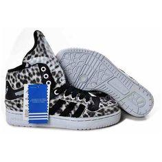 pretty nice 3672f 993c1 Adidas M Attitude Logo Black Leopard Shoes Adidas Fashion, Sport Fashion,  Sneakers Fashion,