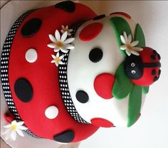 Fabulous Fetes ::: event planning & event design service: {Real Parties} Lady Bug First Birthday Party