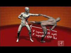 Human Weapon | Sambo - Side kick