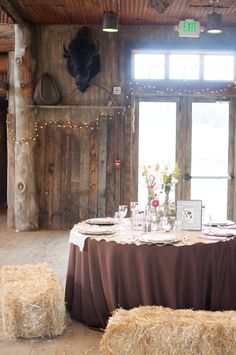 {Styled Shoot} Rustic Colorado Elegance // Photography by IYQ Photography