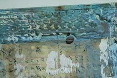 encaustic and plaster