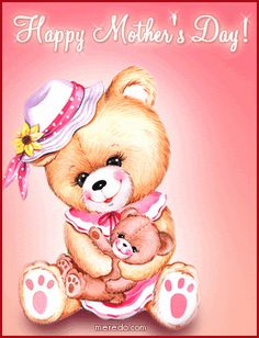 happy mothers day quotes | Myspace Graphics  Mothers Day  happy mothers day bears Graphic