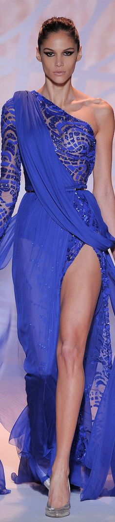 Zuhair Murad Fall 2014 Couture Collection♔PM