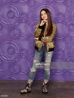 WHENEVER - Disney Channel's 'Best Friends Whenever' stars Landry Bender as Cyd.