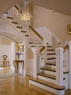 High Quality Spindrift, Traditional Staircase, Boston