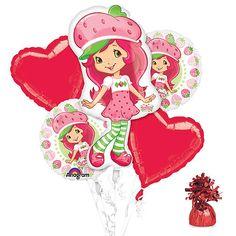 Strawberry Shortcake Balloon Kit | ToysRUs