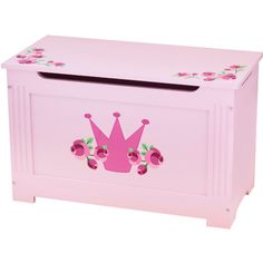 KIDS CONCEPT Kistbank, roze