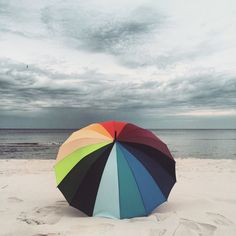 Colourful Beach by PhotoYoung on DeviantArt