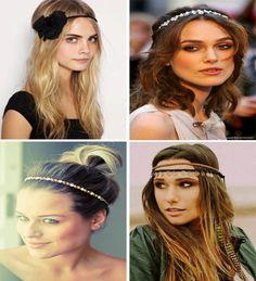 Como Usar Headband