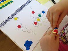 Art for Kids Sticker Drawings | Childhood 101