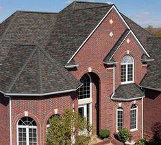 Best Gaf Timberline Hd Shingles In Slate Roof Shingle Colors 640 x 480