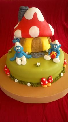 Arte-cakes