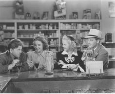 Babes On Broadway 1941, Judy Garland as Penny Morris and Mickey Rooney as Tommy Williams