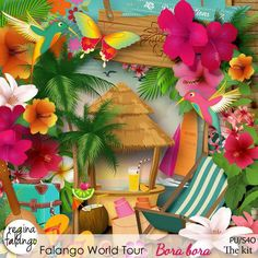 kit Falango World Tour: Borabora by Reginafalango http://digital-crea.fr/shop/index.php?main_page=product_info&cPath=155_330&products_id=20899 http://www.digitalscrapbookingstudio.com/personal-use/kits/falango-world-tour-bora-bora/
