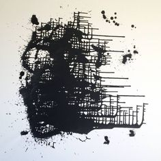 "Saatchi Art Artist sebastian domino; Painting, ""Two-faced"" #art"