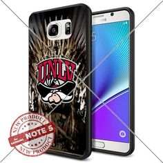 NEW UNLV Rebels Logo NCAA #1647 Samsung Note 5 Black Case Smartphone Case Cover Collector TPU Rubber original by ILHAN [Game of Thrones] ILHAN http://www.amazon.com/dp/B0188GQNOY/ref=cm_sw_r_pi_dp_9Gyvwb1B4VDAE