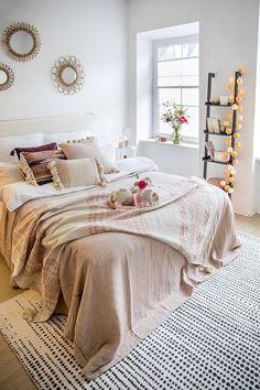 Simple Bedroom Decor, Cozy Bedroom, Modern Bedroom, Bedroom Styles, Beautiful Bedrooms, House Rooms, Interior Design, Furniture, Home Decor