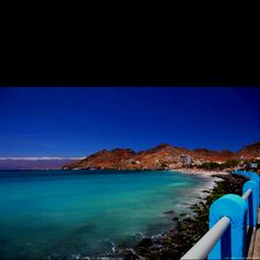Mindelo, Sao Vicente, Cabo Verde.  I want to go to there.