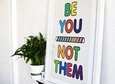 Motivación para todos los días en la oficina #Oficina #Decoracion #Frases