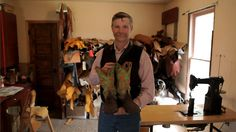 Former ranch hand Kyle Rosfeld (http://bootmaker.etsy.com) found a new path making traditional cowboy boots.