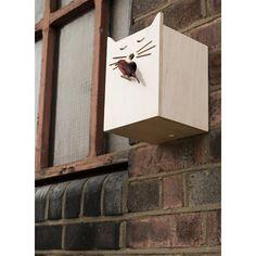 Sylvester bird house