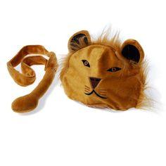 Oskar & Ellen Lion Mask |  Camp Bestival Dress Up