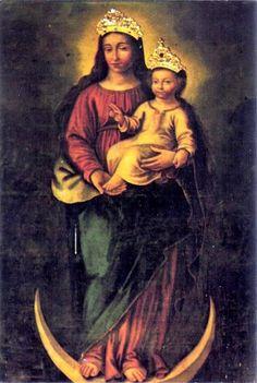 Nuestra Señora de las Gracias de Cotignac / 10 de Agosto / Año: 1519 / Lugar: Cotignac, Francia / Aparición de la Virgen a Jean la Baume.
