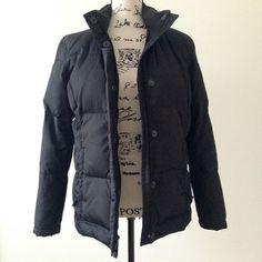 Black Puffy GAP Jacket Black super comfortable puffy GAP jacket. Very warm. Size S. Gently worn, but still in great shape. GAP Jackets & Coats Puffers