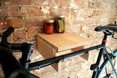 Support à vélo Bike rack wall mount bicycle rack bike