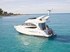 2014 Meridian Sedan Bridge 341   Meridian Yachts